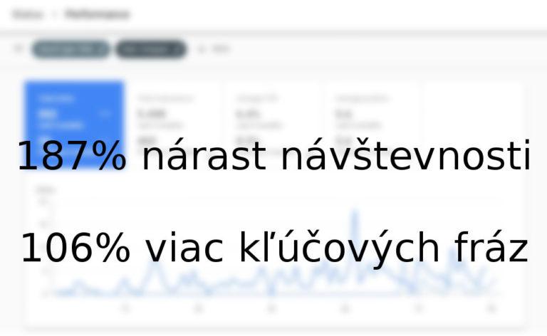 SEO Audit výsledky - goddessoftouch.eu