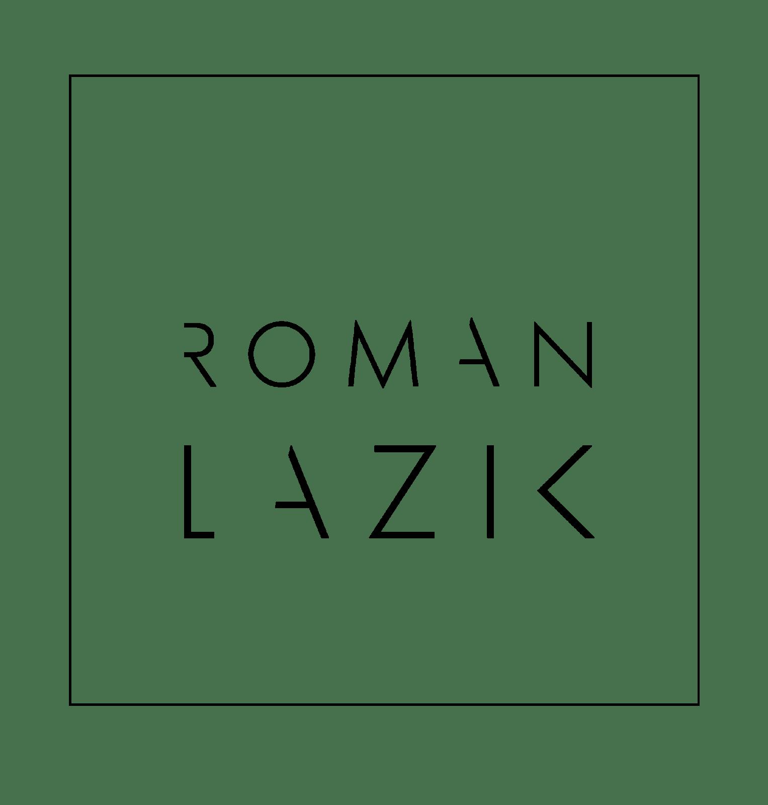 Webstránka pre portfólio umelca - Roman Lazik 4